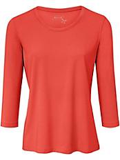 Basler - Shirt mit 3/4-Arm und fein schimmernder Qualität