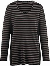 Doris Streich - Figurschmeichelndes Rundhals-Shirt