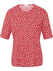 Efixelle - Rundhals-Shirt mit längerem 1/2-Arm