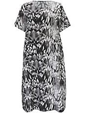 Emilia Lay - Kleid mit 1/2-Arm aus 100% Leinen