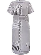 Emilia Lay - Kleid mit 1/2-Arm aus 100% Leinen.