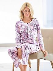 Fürstenberg - Schlafanzug mit 1/1 Arm und langer Hose