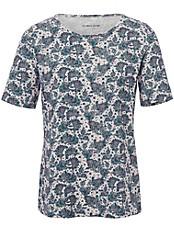 Green Cotton - Shirt mit Paisley-Dessin