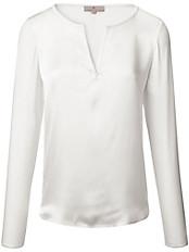 LIEBLINGSSTÜCK - Blusen-Shirt in 100% Seide