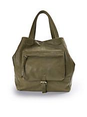 Looxent - Handtasche mit mittels Karabiner vaiierbarer Form