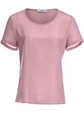 Peter Hahn - Blusen-Shirt aus 100% Seide