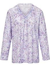 Peter Hahn - Schlafanzug mit liebevoll gestalteten Blumen