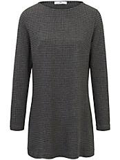 Peter Hahn - Shirt mit 1/1 Arm und in langer A-Linie