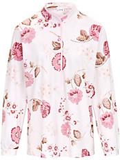 Pill - Schlafanzug mit Blüten-Druck