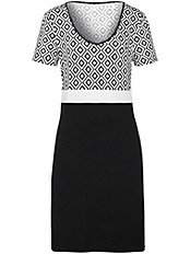 Rösch - Kleid mit 1/2-Arm