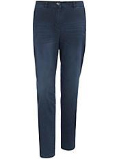 Samoon - Knöchellange Jeans mit dezenten Wasch-Effekten