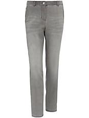 Samoon - Knöchellange Jeans mit dezenter Waschung